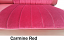 1981-87 Fullsize Chevy & GMC Truck Front Vinyl & Cloth Bench Seat Cover Carmine Red