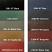 81-87 Vinyl Colors
