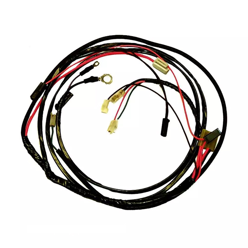 1979-1980 Chevrolet & GMC Truck Engine Harness - Chevy Truck Parts   Chevy 305 Engine Wiring Harness      USA1 Industries
