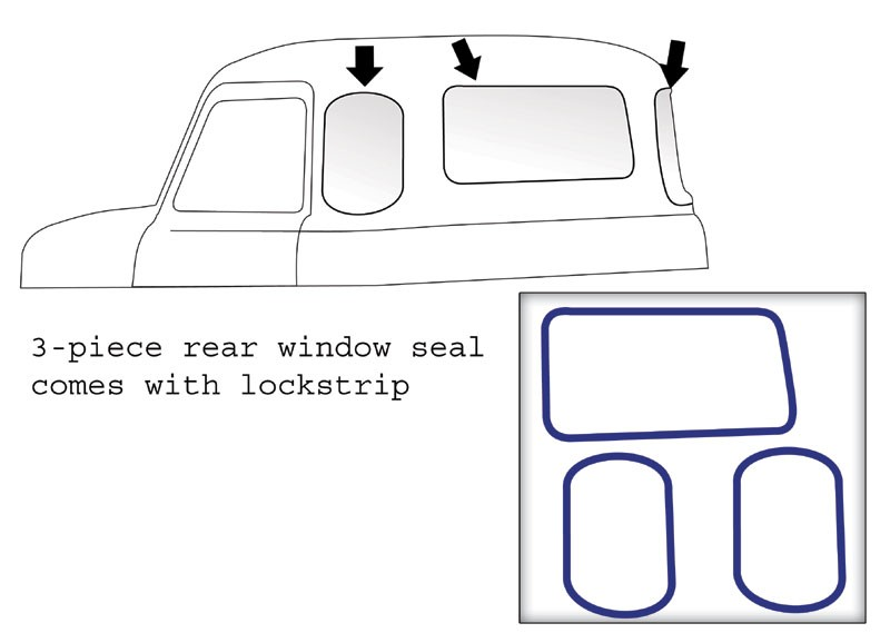 1 as well Protector 1 1 2 moreover 1947 54 Chevy Gmc Truck Deluxe Cab Rear Glass Seals 3 Pcs Black Lockstrip further PSK975 besides Corbeau Seats. on rubber door gaskets