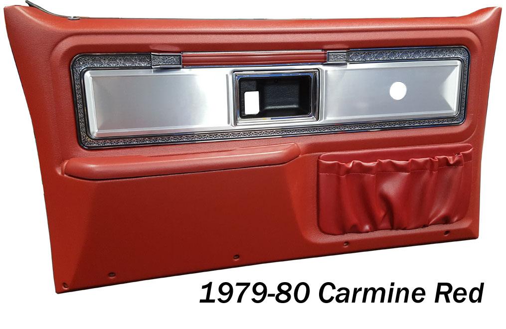 1977-80 Fullsize Chevy & GMC Truck Complete Silverado Door