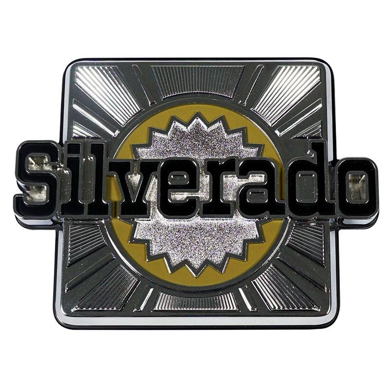 1980-1988 Chevrolet Blazer Rear Quarter Panel Emblems - USA1