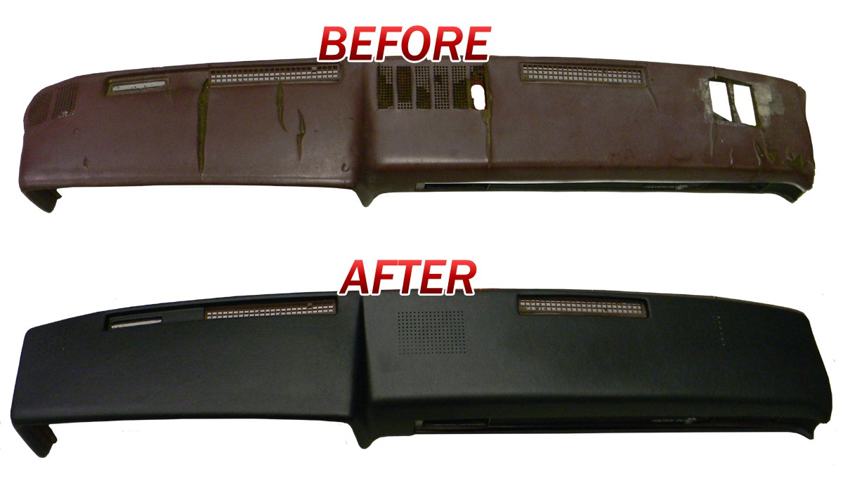1981- 1987 GMC & Chevy Truck Dash Pad Cover - Chevy Truck Parts