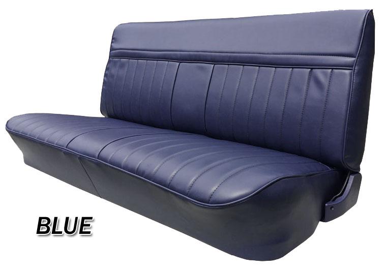 Super 1981 87 Fullsize Chevy Gmc Truck Front Vinyl Bench Seat Machost Co Dining Chair Design Ideas Machostcouk