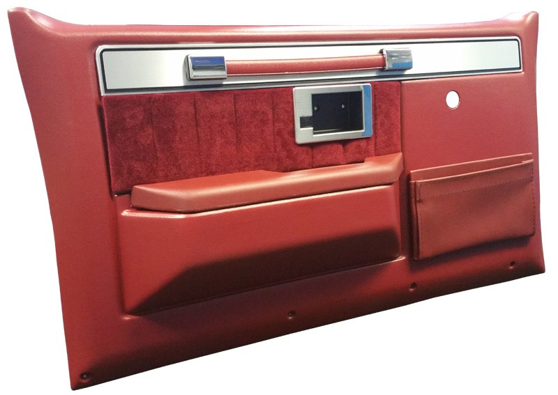 1981- 1987 Fullsize Chevy Truck Silverado Door Panels