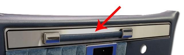 1981 87 Fullsize Chevy Amp Gmc Truck Door Panel Pull Strap