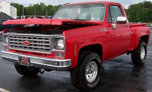 1974 chevy c10 manual transmission