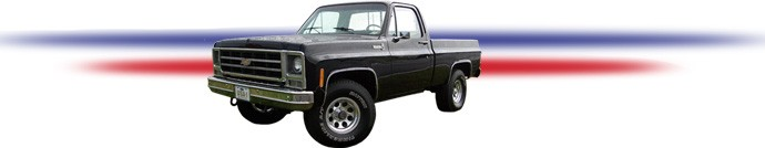 Chevy Truck Parts - Chevy Truck Parts