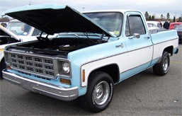 1978 chevy truck 1973 to 1987 chevy trucks chevy truck parts 502 C10 for Sale at crackthecode.co