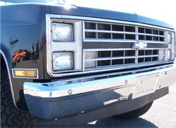 1987 chevy truck 1973 to 1987 chevy trucks chevy truck parts 1986 Chevrolet Crew Cab K10 at bayanpartner.co