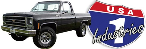 1987 Chevy Truck Parts
