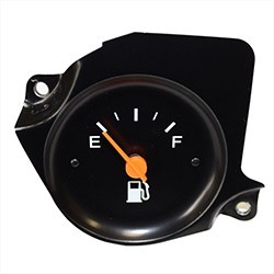 1973-78 Fullsize Chevy & GMC Truck Fuel/ Gas Gauge with tach with regular gas.