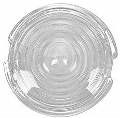 1960-66 Chevy & GMC Truck Fleetside Back-Up Light Lens, Clear Glass