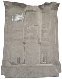 1992-99 Chevy & GMC Blazer, Tahoe, Yukon Molded Carpet Set, 2 Door