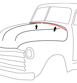 1955 Ford Truck Wiring Diagram
