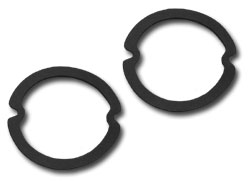 1951-53 GMC Truck Parking Light Lens Gaskets