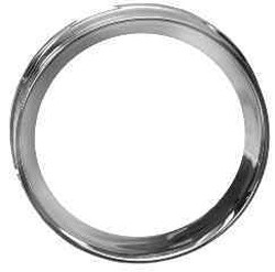 1954-55 CHEVY Truck Stainless Steel Instrument Bezel