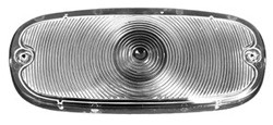 1958-59 Chevy & GMC Truck Clear Parking Light Lens, each