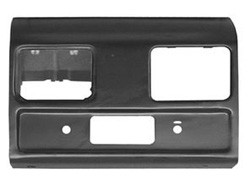 1960-63 Fullsize Chevy & GMC Radio Dash Panel Repair