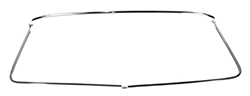 1967-70 Chevy & 67-69 GMC Truck Windshield Molding Set