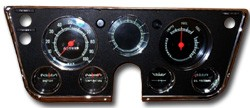 1967-68 Chevy & GMC Truck Complete Dash Cluster Panel
