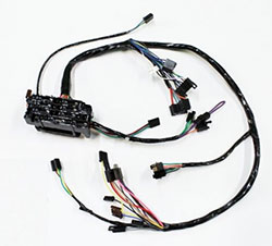 1967-68 Chevy & GMC Truck Pickup Dash Harness, With Factory Gauges