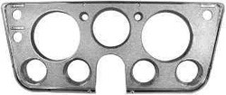 1967-68 Chevy & GMC Truck Dash Bezel, Chrome