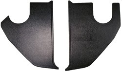 1967-72 Chevy & GMC Truck Kick Panel, Pair
