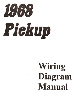 1968 Chevy & GMC Truck Wiring Diagram - Chevy Truck Parts