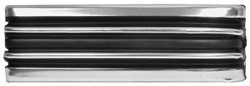 1969-72 Chevy & GMC Truck Upper Cab Molding, Right