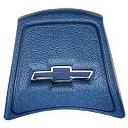 "1969-72 Chevy Truck Blue Horn Cap w/ Blue ""Bowtie"" Logo"