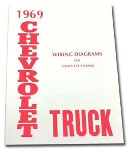 1969 chevy \u0026 gmc truck wiring diagram chevy truck parts 1969 Chevrolet Wiring Diagram 1969 chevy \u0026 gmc truck wiring diagram
