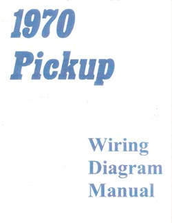 1970 chevy & gmc truck wiring diagram