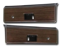 1973-76 Fullsize Chevy & GMC Truck Front Door Panel Trim Set, Full
