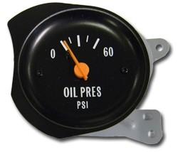 1973-77 Fullsize  Chevy & GMC Truck Oil Pressure Gauge, Mechanical