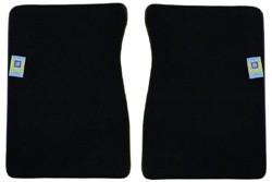 1981-87 Fullsize Chevy & GMC Truck Carpet Floor Mats Original Colors