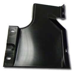 1981-87 Fullsize Chevy & GMC Truck Hard Plastic Splash Shield Right