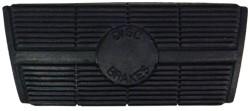 "1975-87 Fullsize Chevy & GMC Truck Automatic ""Disc"" Brake Pedal Pad"