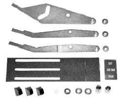 1967-72 Chevy & GMC Truck Heater Control Repair Kit