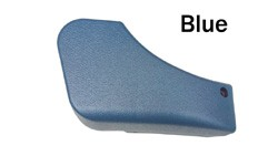 1981-87 Fullsize Chevy & GMC Bench Seat Hinge Cover, Right Original Colors