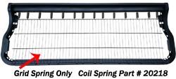 1981-87 Fullsize Chevy & GMC Truck Bench Seat Grid Spring