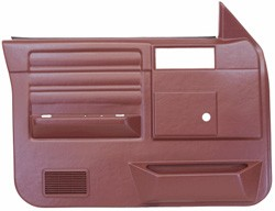 1982-85 Chevy S10 & GMC S15 Truck Front Door Panels (pairs only) w/o power windows
