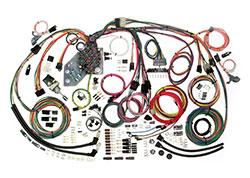 47-55 Chevy & GMC Truck Classic Update Series Wiring Harness Kit