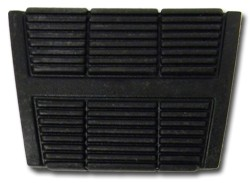 1973-87 Fullsize Chevy & GMC Truck Brake & Clutch Pedal Pad, Manual