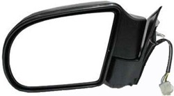 1998-04 Chevy S10 & GMC Sonoma Power Outside Door Mirror Left