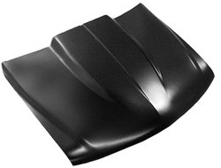 "1999-02 Chevy Silverado 2"" Cowl Induction Hood"