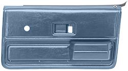 1973-76 Fullsize Chevy & GMC Truck Door Panels, Original Colors