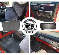 1981-87 Chevy & GMC Truck Silverado Style Interior Kit