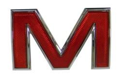 """1991-93 GMC S15 Sonoma """"M"""" Grille Emblem"""