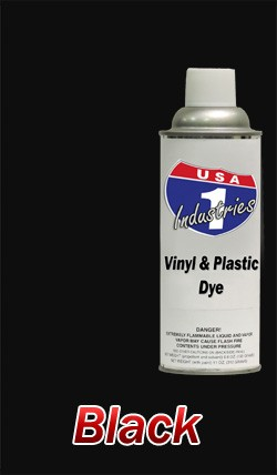 Chevy Amp Gmc Truck Interior Vinyl Amp Plastic Dye Black Usa1